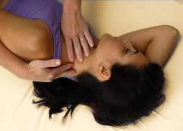 Rolfing for Neck Injury