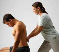 Rolfing for Back Pain